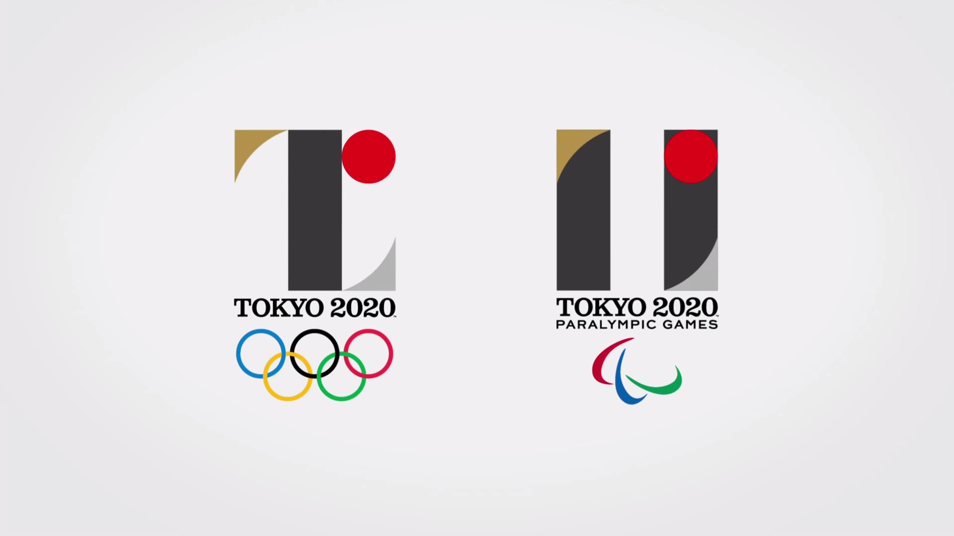 Logo Jogos Olimpicos 2020
